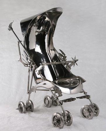 Shi Jinsong's Stroller.
