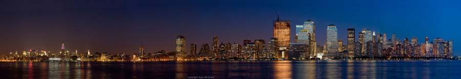 Pics Of New York Skyline. New York Skyline by Ryan