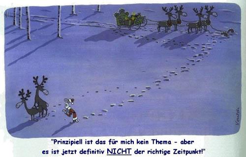 Samichlaus Hirsche