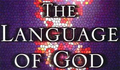 The Language of God   Book-cover  Author: Francis S. Collins