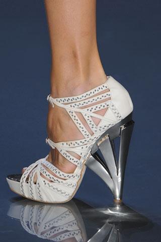 Dior high heels