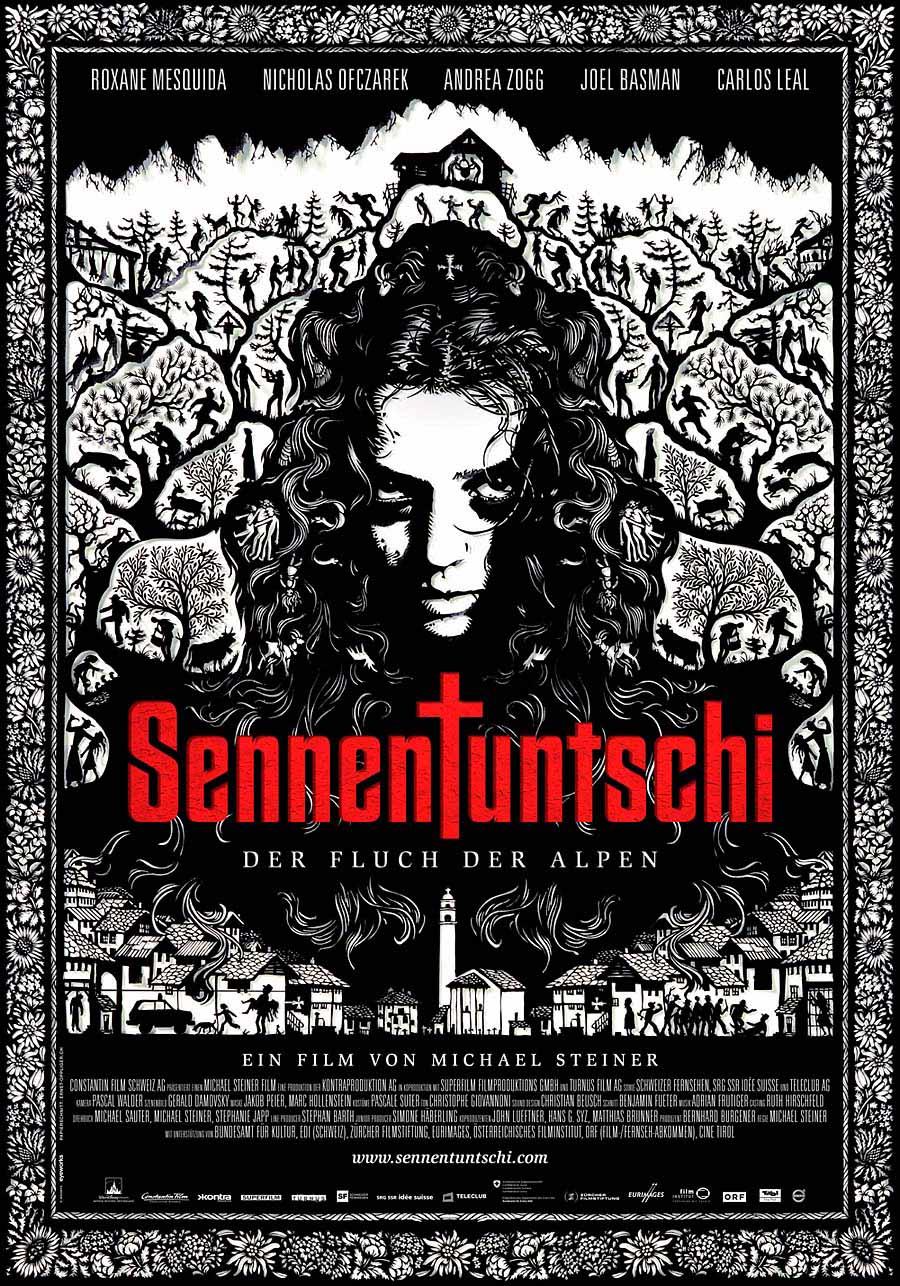 Sennentuntschi - Film poster