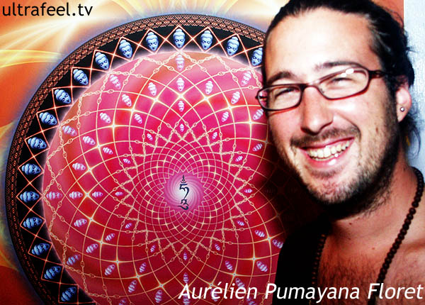 Aurélien Pumayana Floret: Buddha Mandala (Photo: ultrafeel.tv)