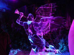Angel Ice Sculpture (Sxc.hu)