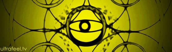 Psychedelic eye (by h.r.fox @ ultrafeel.tv)