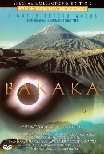 Baraka movie poster