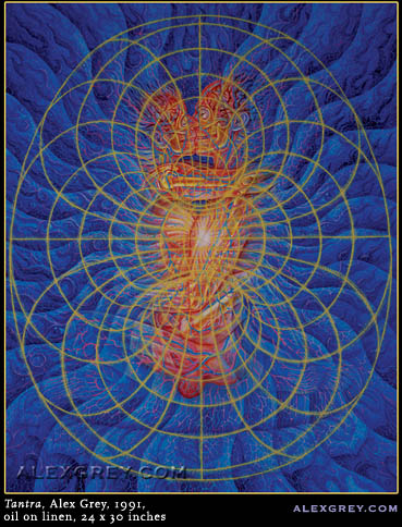 'Tantra' by Alex Grey
