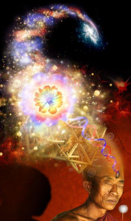 Monk - Mind - Universe