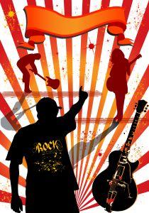 Rock Star Guitar (Sxc.hu)