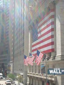 Boerse New York and der Wall-street. Stock Exchange. (von Sxc.hu)