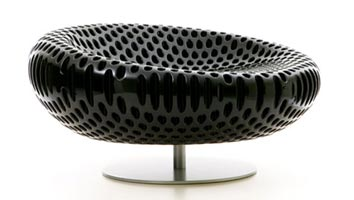 'Truffle' Chair by Jean Marie Massaud.