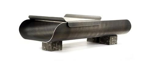 Design Grill 'Liebschaften' by Christian Kusenbach and Martin Sessler.