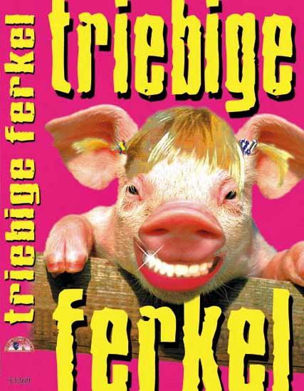 'Triebige Ferkel' Sex movie