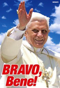Bene Benedikt Pope Bravo