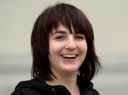 Laura Berger, junge Grüne, Nationalratskandidatin 2007, Kanton St. Gallen