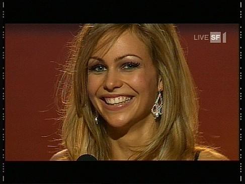 Sabrina Knechtli, Miss Schweiz kandidatin 2007 aus Au, ZH über was Frauen besser können als Männer.