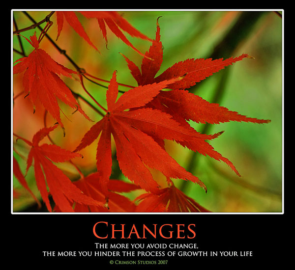 Changes, Leaves.