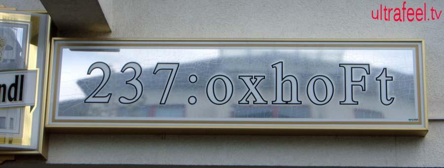 Restaurant 237:oxhoFt