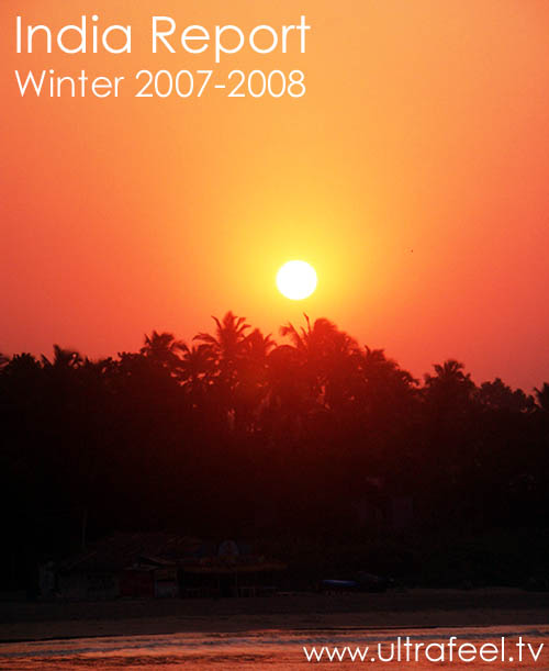 Ultrafeel.tv India Report 2007 - 2008