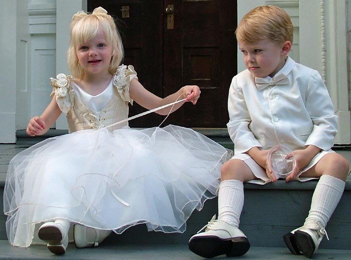 Jealousy at marriage of kids.