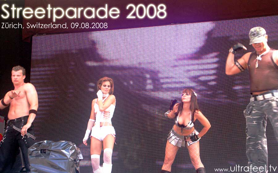 Streetparade 2008 (c)reated by h.r.fox @ ultrafeel.tv
