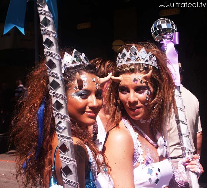 Streetparade 2008 - Fantasy devil women.