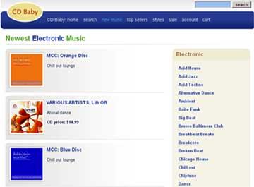 CD Baby. Cdbaby.com Derek Sivers website