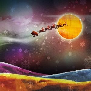 Santa's Sleigh - Christmas (Sxc.hu)