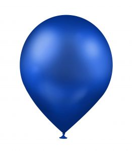 Blue Balloon (From: Sxc.hu)