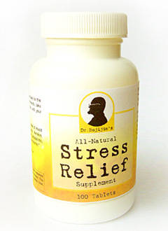 Relief stress! Pills